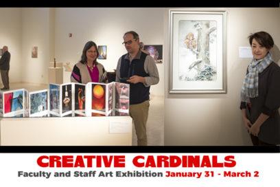 Creative Cardinals