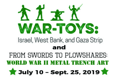 WAR-TOYS and WWII TRENCH ART